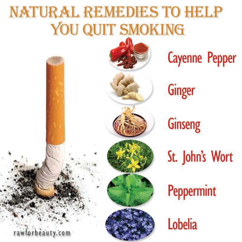 Natural Smoking Cessation Products