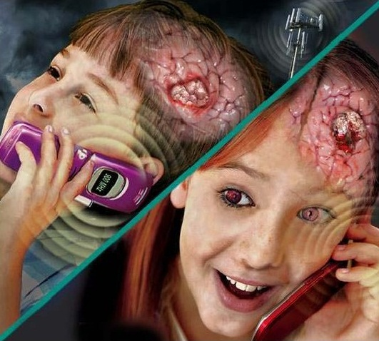 Cell-Phone-Radiation-Causes-Brain-Cancer