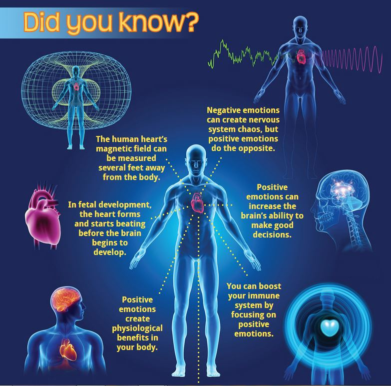 Heartmath Infographic Top Health Anti Aging Wellness